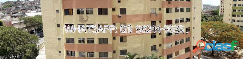 Apartamento no village pavuna   r$ 50.000,00