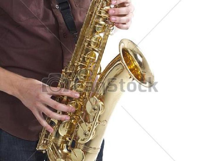 Aulas de saxofone em são paulo