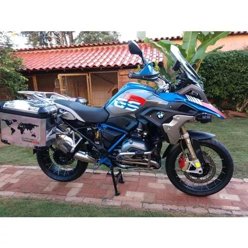 Bmw gs 1200 rally