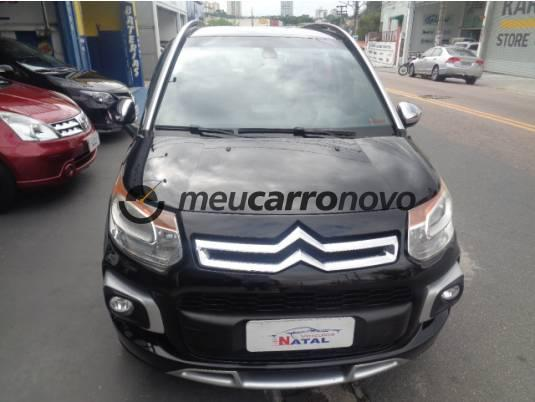 Citroën aircross exclusive 1.6 flex 16v 5p mec. 2012/2013