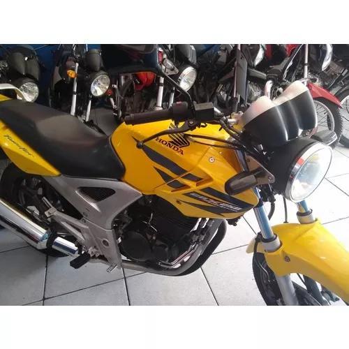 Cbx 250 twister 2008 linda 12 x 725 ent. 1.000, rainha motos