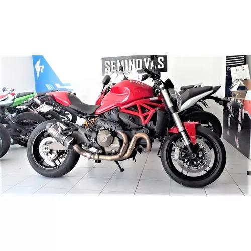 Ducati monster 821 nova