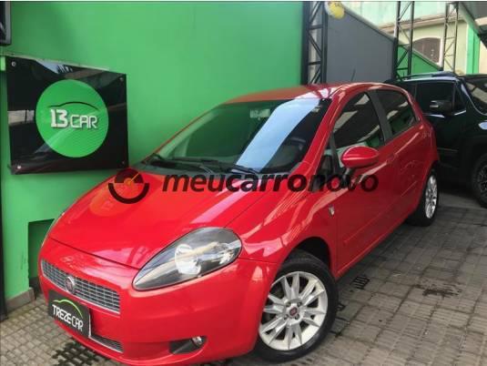 Fiat punto attractive italia 1.4 f.flex 8v 5p 2012/2012