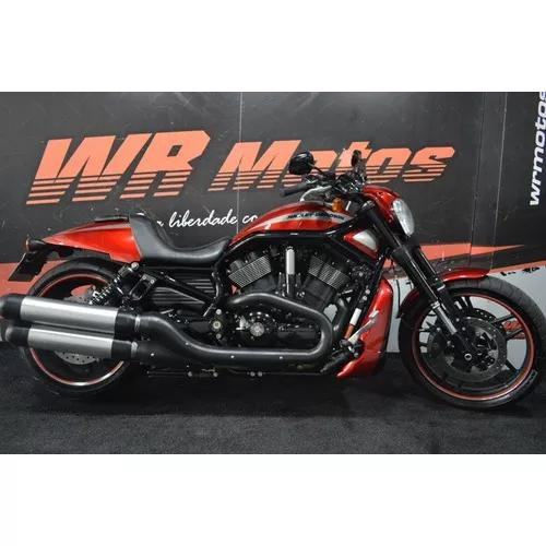 Harley davidson - v rod night rod especial - 2013