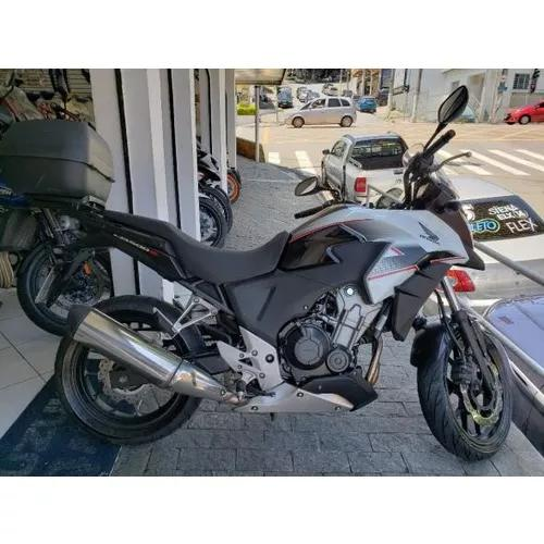 Honda cb 500x abs 2015 único dono!