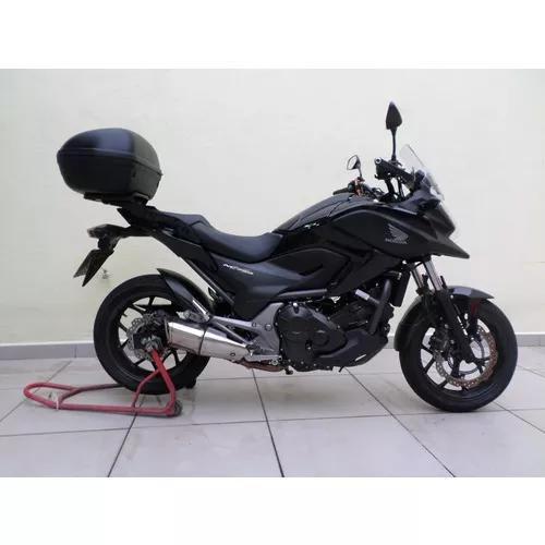 Honda - nc 750 x - abs preta unico dono