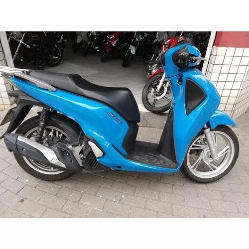 Honda sh 150 i 2017 otimo estado aceito moto