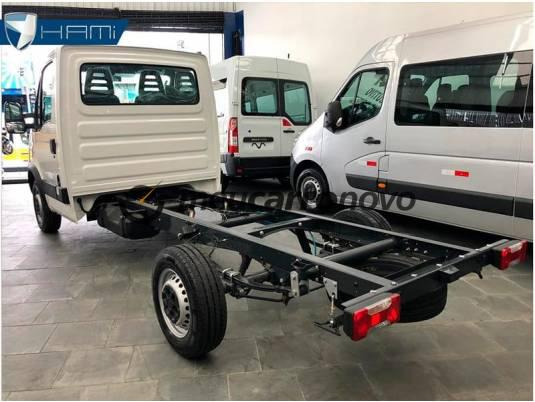 Iveco daily chassi 35s14 2p (dies.)(e5) 2018/2019