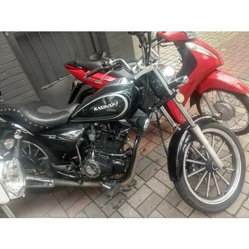 Kasinski mirage 150 2013 otimo estado aceito moto