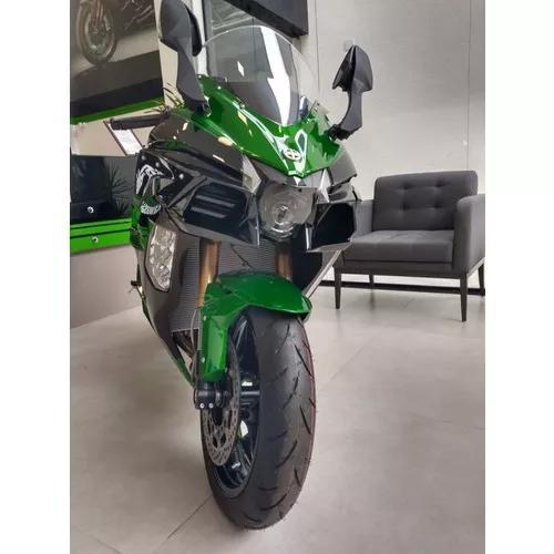 Kawasaki ninja h2 sx se - supercharged