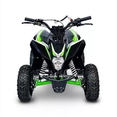 Mini quadriciclo avalanche 90cc quadri e cia off road