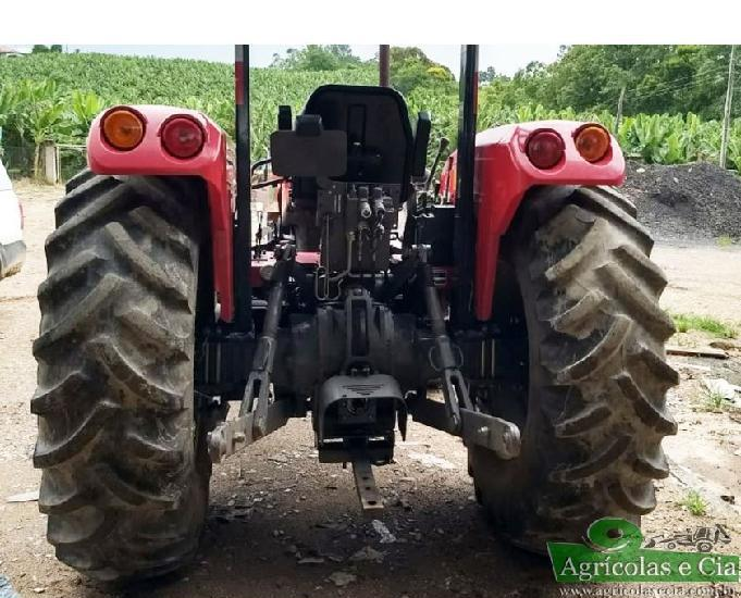Trator massey ferguson 4275 4x4 (ótimo estado!)
