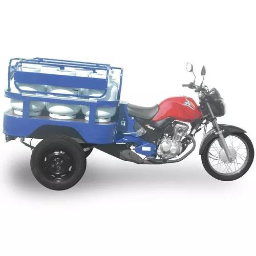 Triciclo carga fusco-motosegura gas f8 160cc 2019/2019