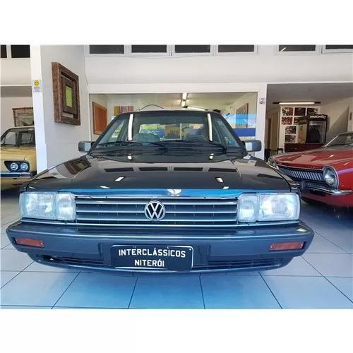 Volkswagen santana 2.0 i executivo 8v gasolina 4p manual