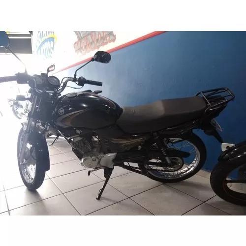 Ybr 125 k 2007 linda moto 12 x 412, ent 500, rainha motos