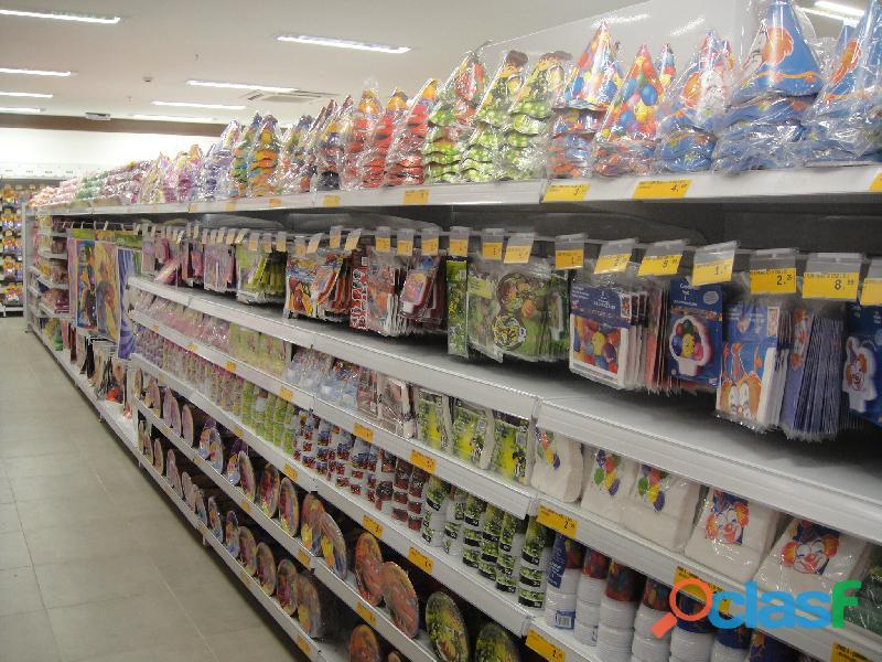 Bomboniere, loja de produtos descartáveis e artigos para festas no centro de são bernardo do campo.