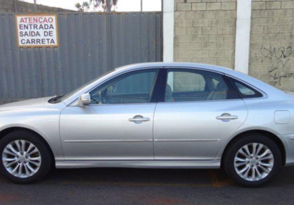Hyundai azera gls 3.3 v6 4p automático prata 2011
