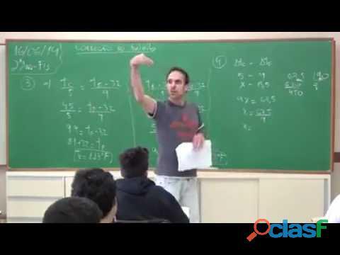 Ajuda online: professor de calculo, fisica, engenharia: listas e provas