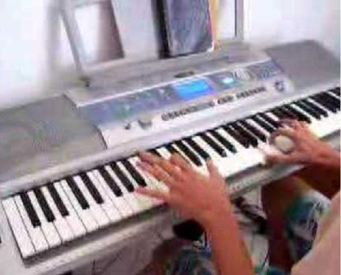 Aulas de teclado na região de sp