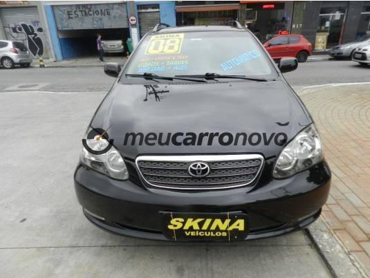 Toyota corolla fielder sw 1.8/1.8 xei flex aut. 2007/2008