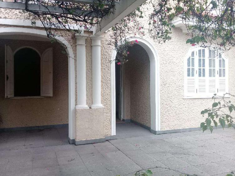 Casa comercial, lourdes, 5 quartos, 3 vagas, 1 suíte