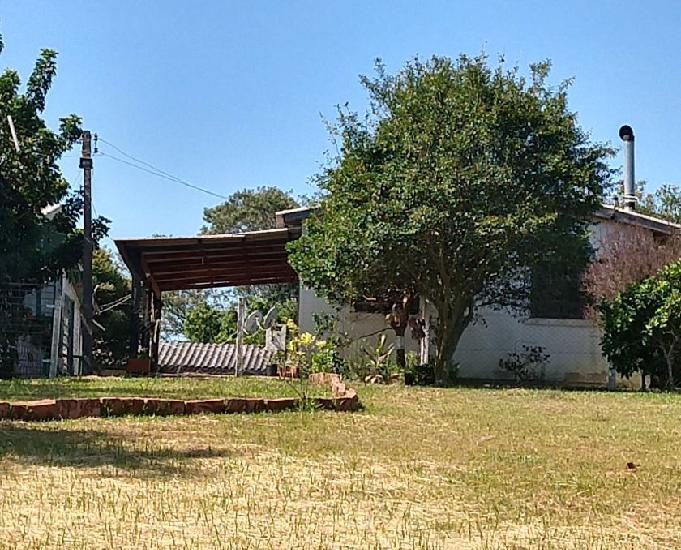 Chácara 1.300 m² - fazenda fialho - taquara - rs