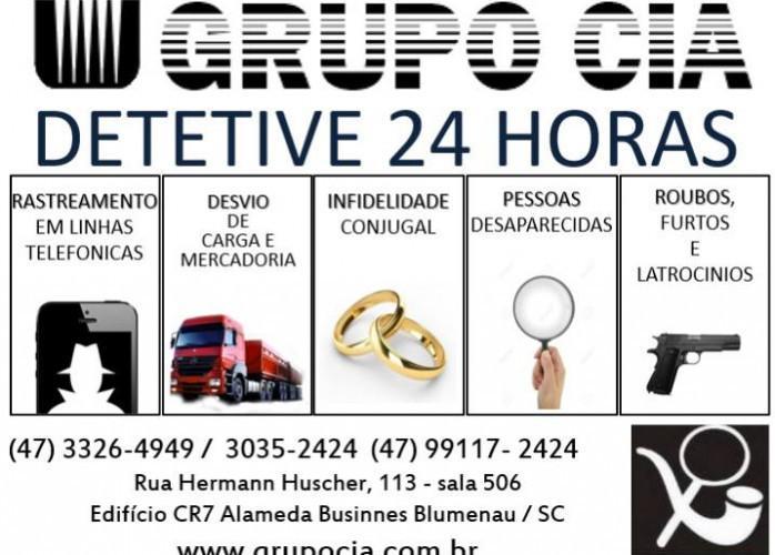 Detetive particular 24h - brasil e exterior
