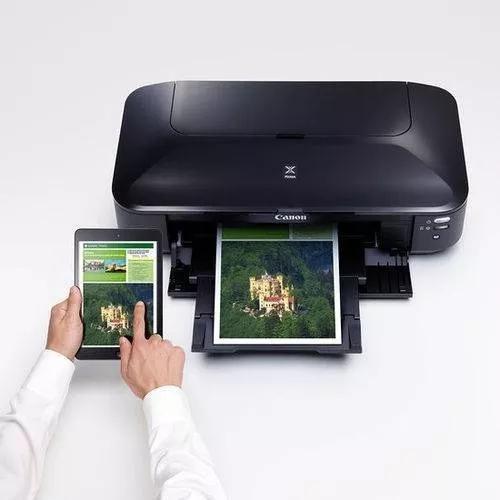 Impressora canon a3 400ml tinta pigmentada transfer algodão