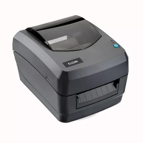 Impressora de etiquetas código de barras elgin l42 usb