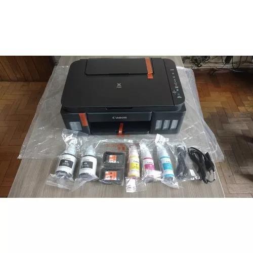 Impressora multifuncional canon maxx tinta g3100