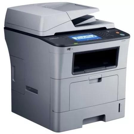 Impressora multifuncional laser mono samsung scx- de vitrine