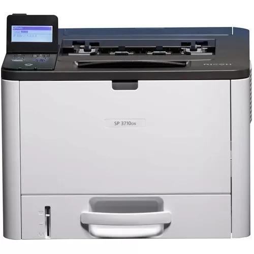 Impressora ricoh sp 3710dn laser mono - rede e duplex.