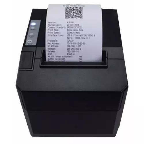 Impressora térmica para cupom de nfc-e altercom
