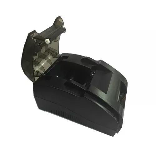 Impressora térmica usb ticket cupom 58mm 57mm windows 10