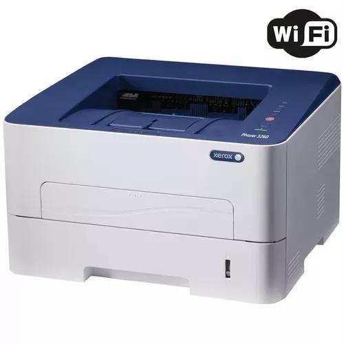 Impressora xerox phaser 3260 monocromática laser duplex