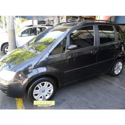 Fiat idea 1.4 mpi fire elx 8v flex 4p manual