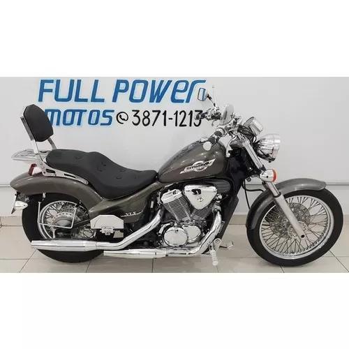 Honda shadow 600 vt 2002