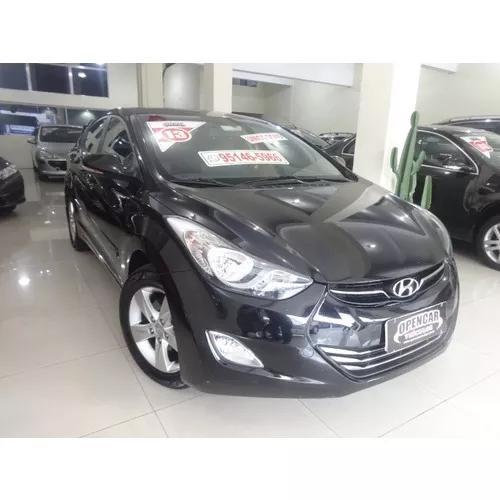 Hyundai elantra elantra sedan gls 2.0l 16v (flex) (aut)