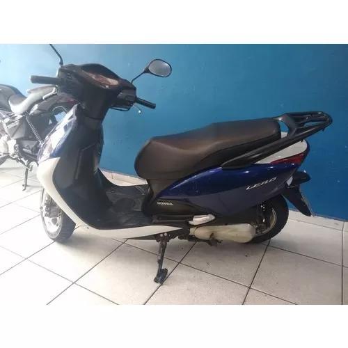 Lead 110 2014 linda moto 12 x 600 ent. 1.000 rainha motos