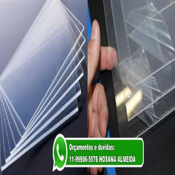 Acrilico Cast transparente