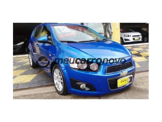 Chevrolet sonic hb ltz 1.6 16v flexpower 5p aut. 2012/2012