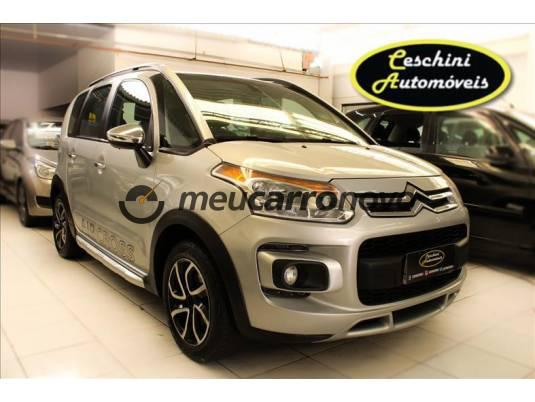 Citroën aircross exclusive 1.6 flex 16v 5p aut. 2013/2014