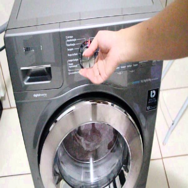 Conserto de lava e seca lavadora