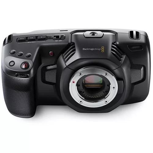Camera blackmagic design pocket cin