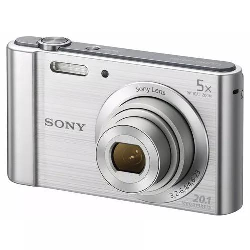 Camera digital sony dsc-w800 20.1mp 16gb