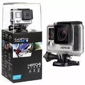 Camera go pro hero 4 black kit completo original novo