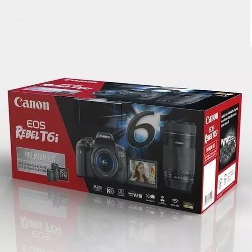 Canon t6i pr