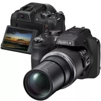 Câmera fotografica fujifilm finepix sl1000 preta 16mp 50x