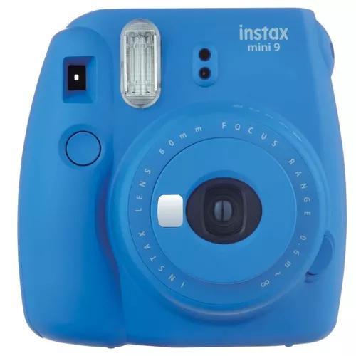 Câmera instantanea instax fuji mini 9 polaroid original