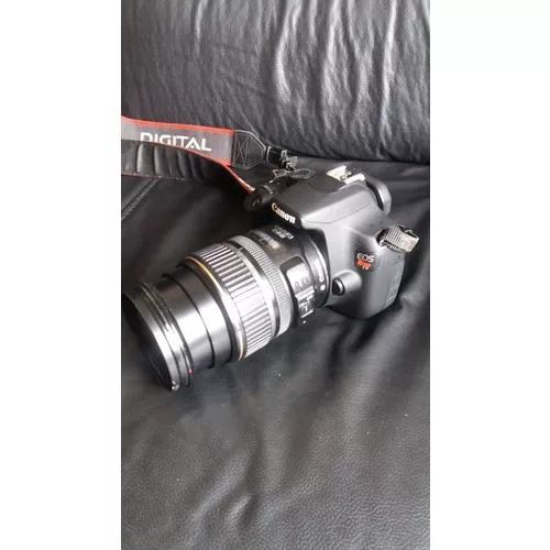 Maquina Fotografica Canon T5 Com Zoom 17x 85mm